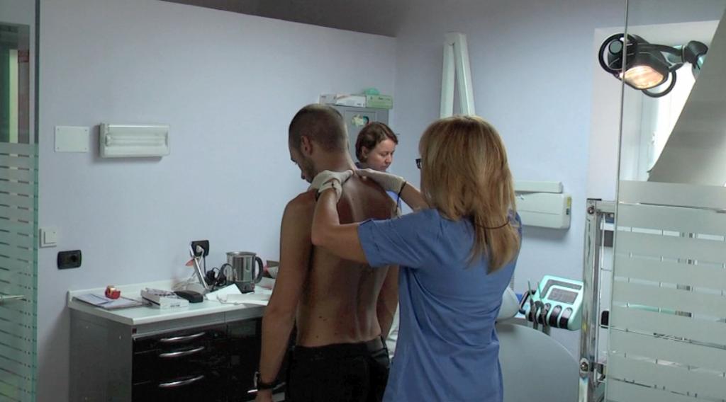 [VIDEO] Come avviene una visita posturale