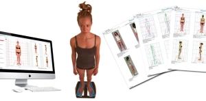 Valutazione della postura per curare dolori